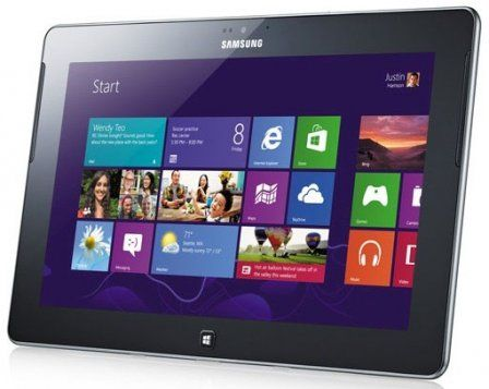 ATIV Tab par Samsung sous Windows