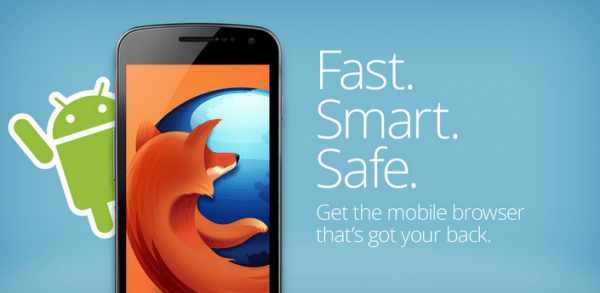 Firefox, Firefox Android passe en version 16