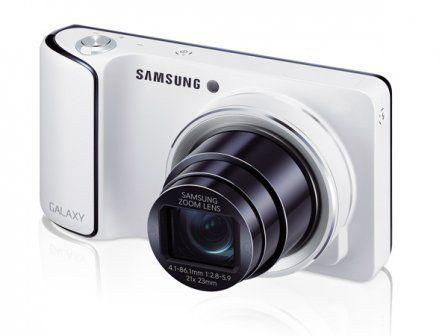 Galaxy Camera par Samsung