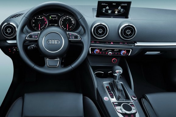 Audi A3 Android 2012
