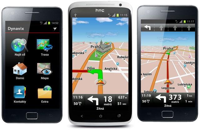 Android, Gagnez un GPS Dynavix pour Android (49,99€)