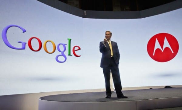Eric Schmidt Google Motorola