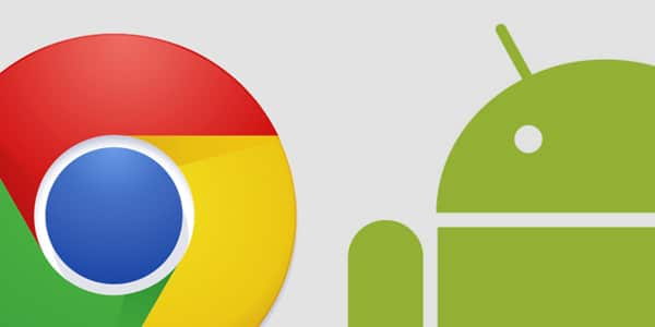 Google Chrome Android App