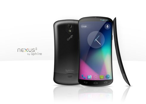 Google Nexus 5 Concept HTC