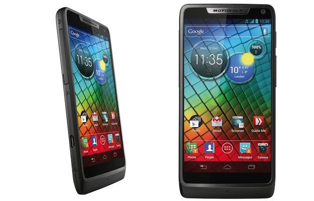 smartphone Android, RAZR i : Motorola vient d'annoncer un nouveau smartphone Android avec une puce Intel