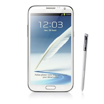 Galaxy Note 2, Le Samsung Galaxy Note 2 dispo en pré-commande à 679 euros