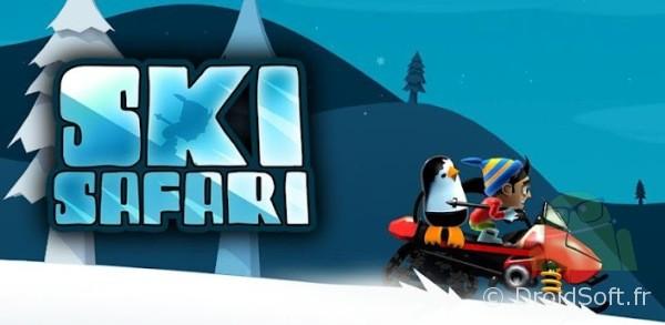 Ski Safari, Le bon plan jeu du jour : Ski Safari