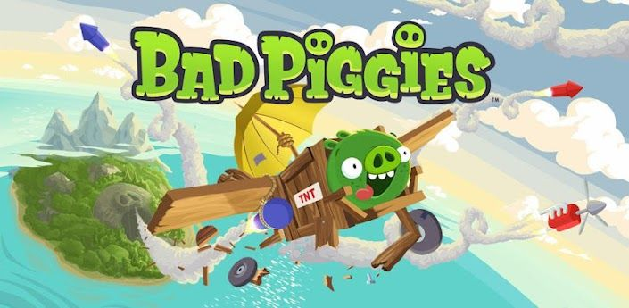 Bad Piggies Android, Bad Piggies Android disponible gratuitement sur le Play Store