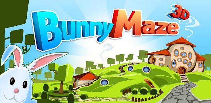 bon plan jeu, Le bon plan jeu du jour : Bunny Maze 3D