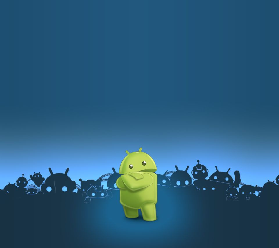 fond d'écran Android, Le fond d'écran Android du jour : Droid Central