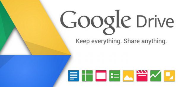 google drive android app