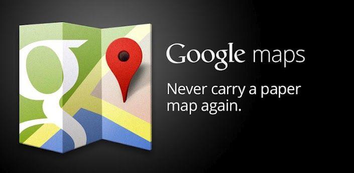 play store, La dernière version de Google Maps est dispo sur le Play Store