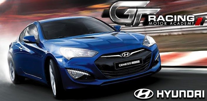 GT Racing Hyundai Edition, GT Racing Hyundai Edition dispo sur le Play Store