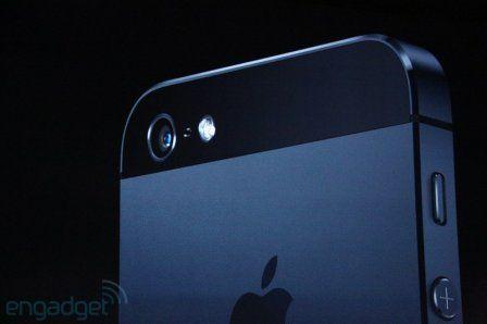 iPhone 5 présentation