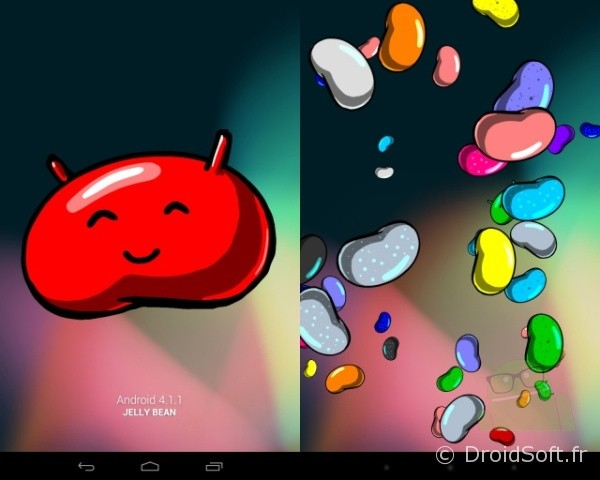 Jelly Bean Screenshot Tuto