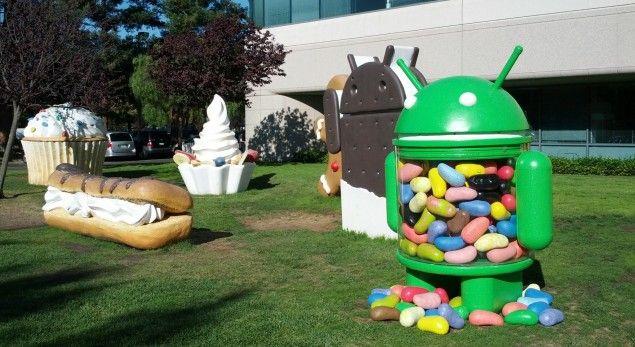 android, Google : 500 millions d'appareils Android dans le monde