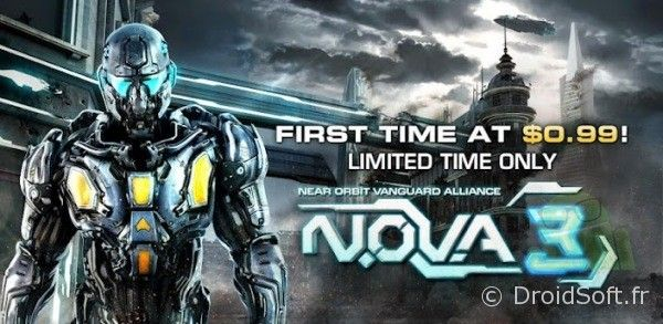 NOVA 3 Gameloft Android