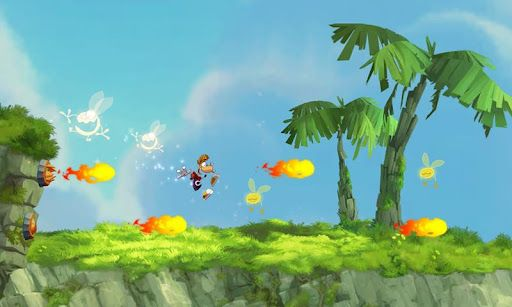 Rayman Jungle Run, Rayman Jungle Run est enfin disponible sur Android