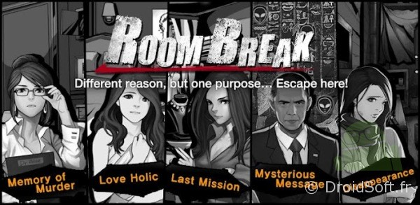 roombreak escape now android