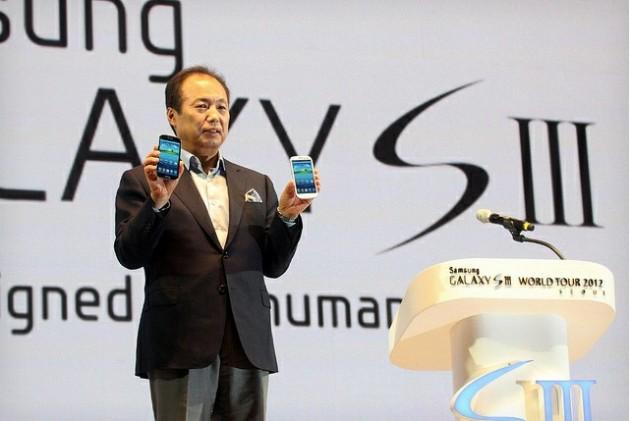 samsung, Samsung dément la rumeur du Galaxy S4 pour mars 2013
