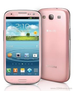 samsung galaxy s3 couleur rose