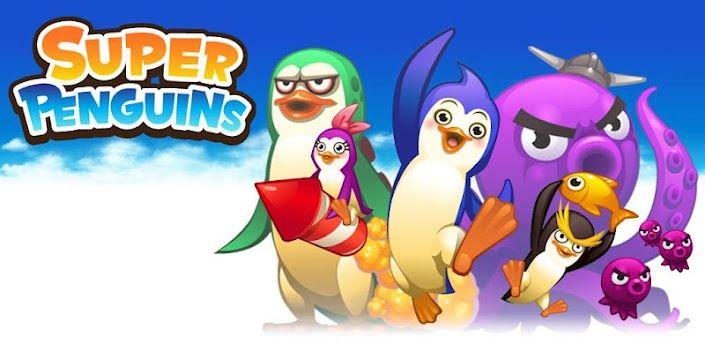 bon plan jeu, Le bon plan jeu du jour : Super Penguins