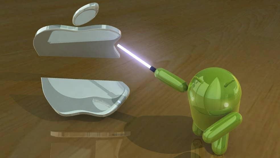Wallpaper Android Droidjedi Kill Apple Droidsoft