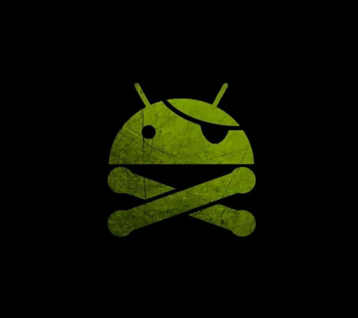 Wallpaper Android Droid Pirate Droidsoft