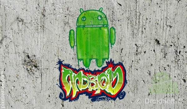 Wallpaper Android Grafiti