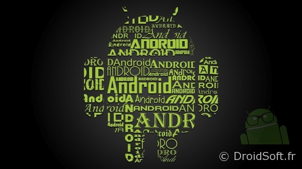 Wallpaper Android : DroidFonts
