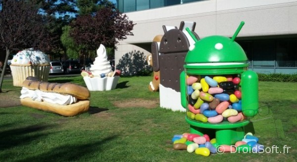 Android versions jelly bean ice cream sandwich froyo