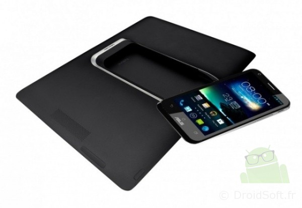 Asus Padfone 2, Asus Padfone 2 : annonce officielle