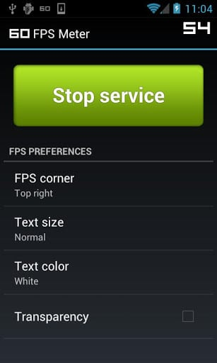 FPS Meter android rooté