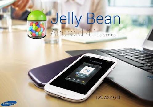 Galaxy S3 4G, Galaxy S3 4G, Galaxy S3 mini et mise à jour Jelly Bean Galaxy S3