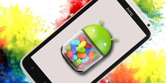 HTC One X, HTC One X et HTC One S : mise à jour Jelly Bean 4.1 ce mois-ci
