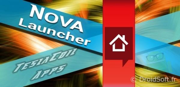 Nova Launcher 2, Nova Launcher 2.0 apporte la personnalisation du dock et des badges