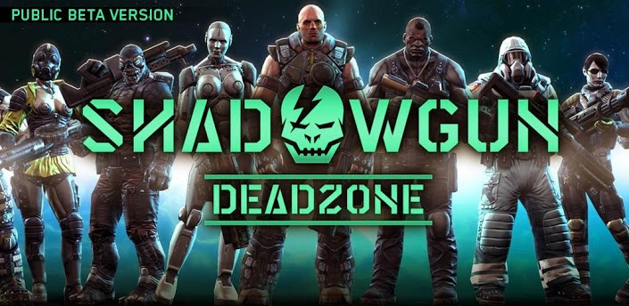 shadowgun deadzone, Shadowgun Deadzone disponible en version beta sur Google Play