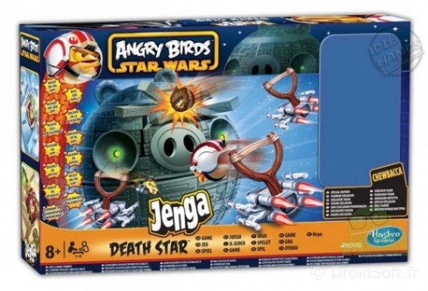 Star Wars Angry Birds Package
