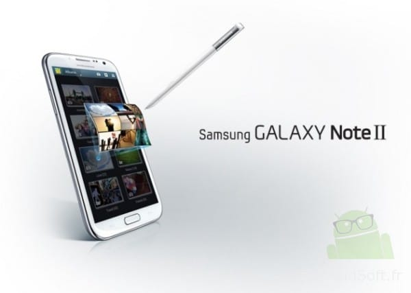 android samsung galaxy note 2