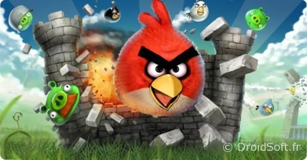 angry birds 200 millions de joueurs par mois