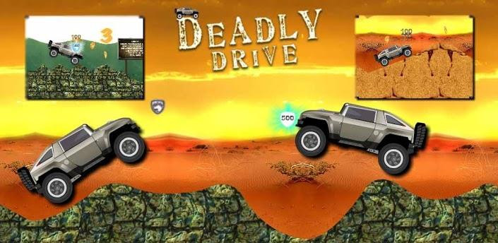 Deadly Drive, Le bon plan jeu du jour : Deadly Drive