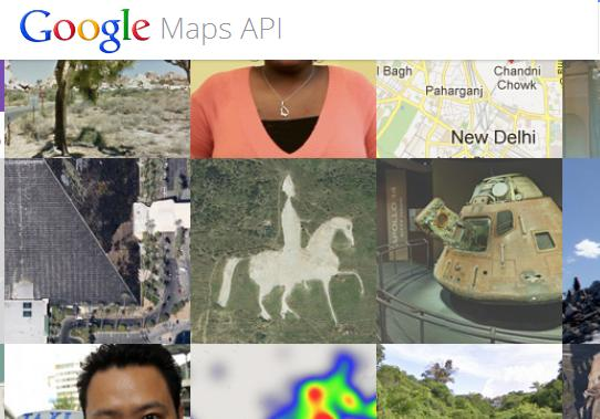 google maps, MoreThanAMap.com : 800 000 sites et applis utilisent Google Maps API