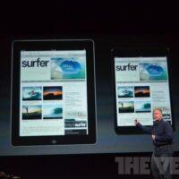 iPad Mini, iPad Mini : la présentation