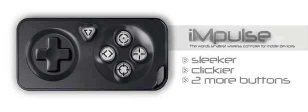impulse manette