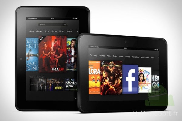 Kindle Fire HD Amazon Android