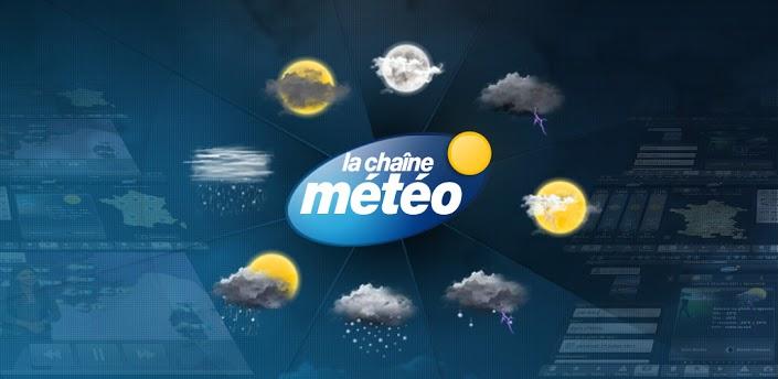 La chaine météo, Le bon plan app du jour : La chaine météo