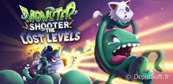 Monster Shooter, Le bon plan jeu du jour : Monster Shooter Lost Levels