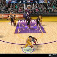 NBA 2K 13, NBA 2K 13 dunk sur Android