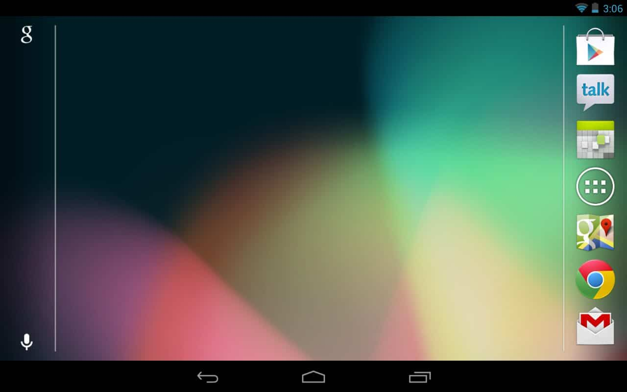 nexus 7, Nexus 7 : La mise à jour 4.1.2 disponible officiellement en France