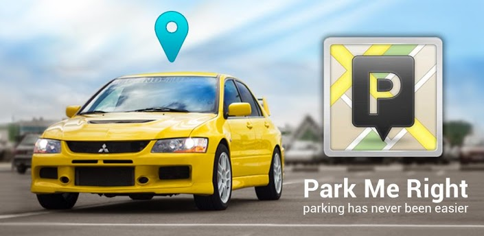 Park Me Right, Le bon plan app du jour : Park Me Right